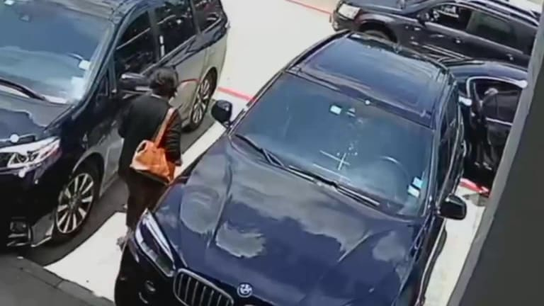 VIDEO: ELDERLY WOMAN ROBBED IN BROAD DAYLIGHT
