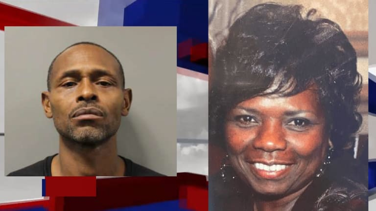 MAN ACCUSED OF MURDERING HIS OWN MOTHER