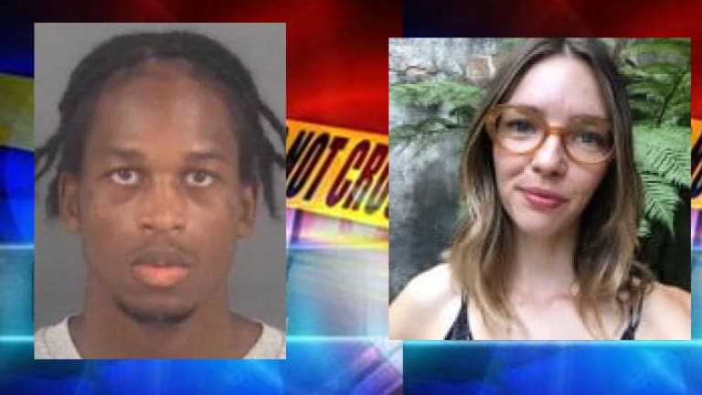 MAN ARRESTED AFTER WOMAN MURDERED WHILE FLEEING HURRICANE