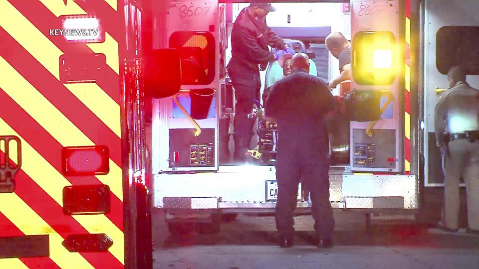 Collision Involves Shooting on SR-60 Freeway in Pomona
