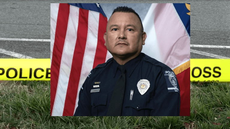 ANOTHER CHARLOTTE COP DIES SUDDENLY