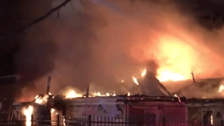 APARTMENT FIRE NEAR HIDDEN VALLEY WAS INTENTIONAL