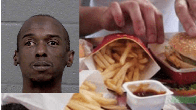 MCDONALDS EMPLOYEE ALLEGEDLY MASTURBATED IN FRONT OF FEMALE CO-WORKER