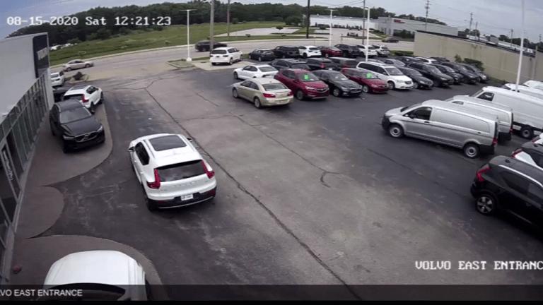 VIDEO: SHOTS FIRED, CUSTOMER GETS CARJACKED AT CAR DEALERSHIP