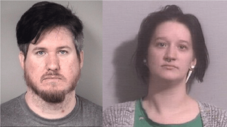 MAN AND WOMAN CHARGED IN CHILD PORNOGRAPHY INVESTIGATION