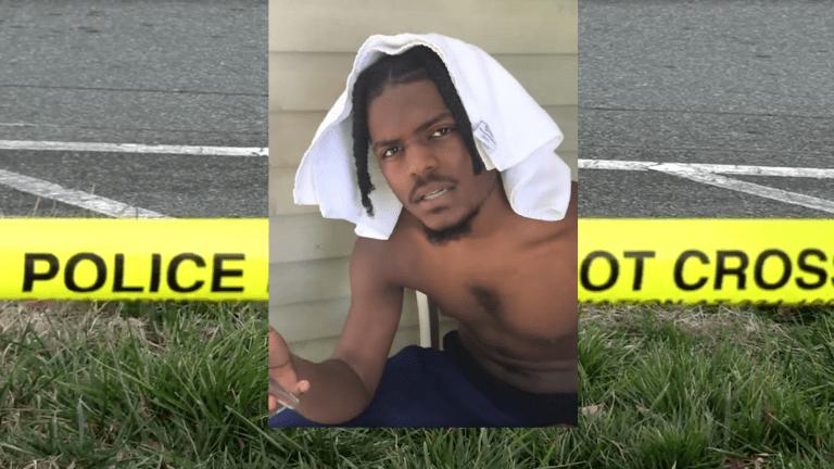 ASPIRING RAP STAR SHOT AND KILLED AT APARTMENTS