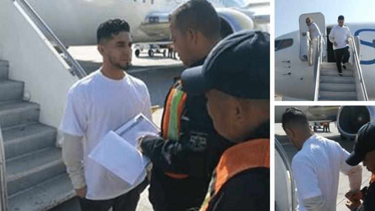 ICE DEPORTS MURDER SUSPECT WANTED IN EL SALVADOR