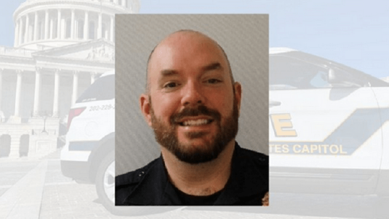 U.S. CAPITOL LOCKED DOWN DUE TO OFFICER KILLED AFTER CAR RAN INTO 2 OFFICERS