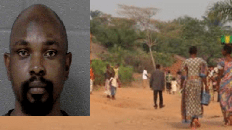 FEDERAL OFFICIALS CHARGE AFRICAN MAN WITH ELDER ROMANCE FRAUD AND GOLD SCAMS