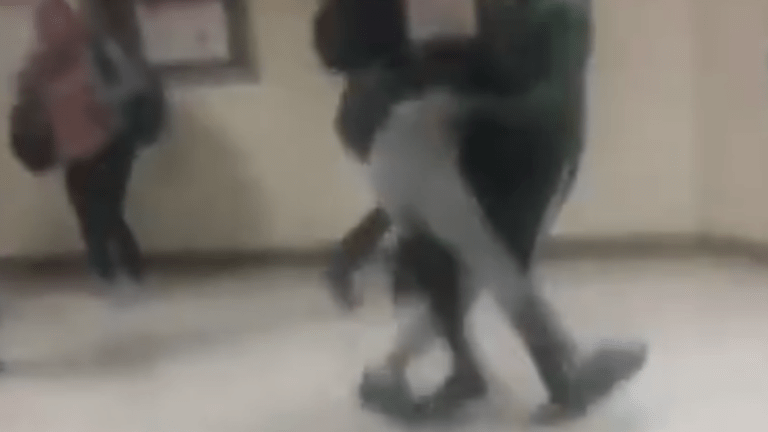 BUTLER SCHOOL SHOOTING CAUGHT ON VIDEO