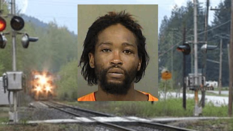 AMTRAK TRAIN RUNS OVER MAN, KILLING HIM