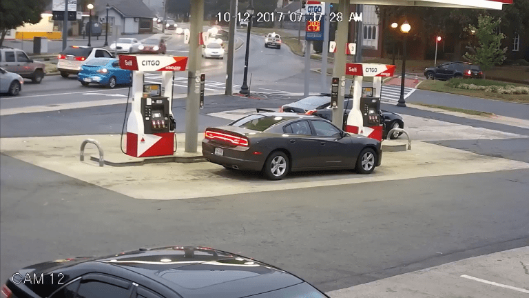 VIDEO: DRUG DISPUTE ERUPTS INTO SHOOTOUT AT GAS STATION, SCHOOL BUS GETS HIT