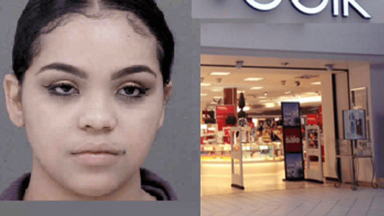 BELK EMPLOYEE STEALS ON THE JOB, GETS FIRED