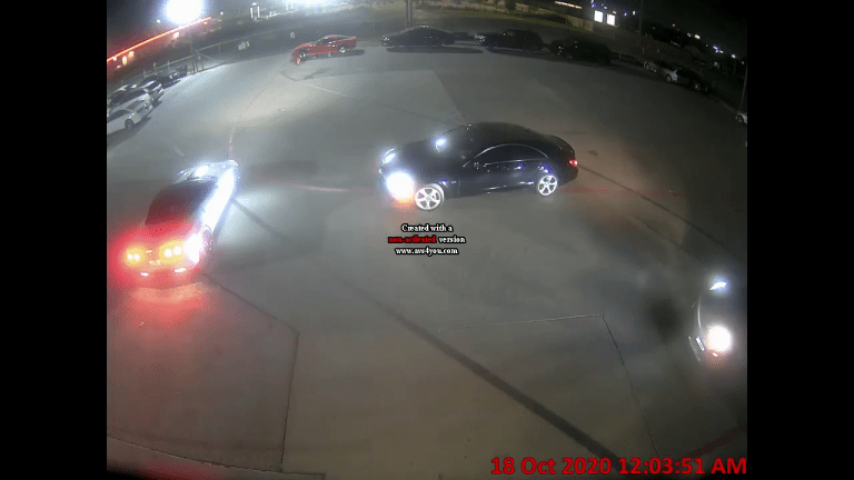 VIDEO: PORSCHE AND CORVETTE STOLEN FROM CARVANA CAR LOT WORTH OVER $100K