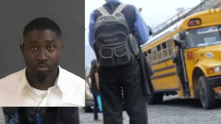 SCHOOL BUS DRIVER IMPREGNATES GIRL, GETS SENTENCED TO PRISON