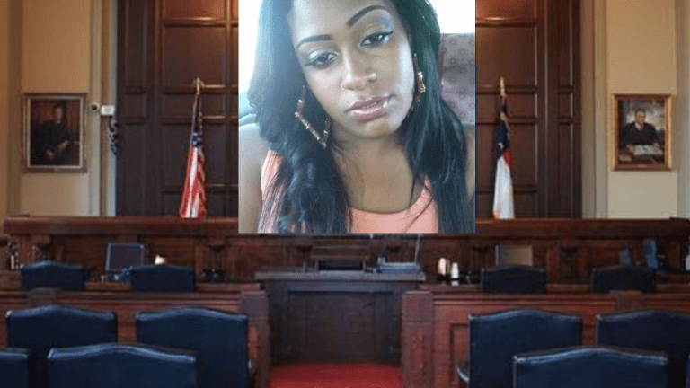 KILLING OF YOUNG CHARLOTTE WOMAN RULED JUSTIFIED BY PROSECUTORS