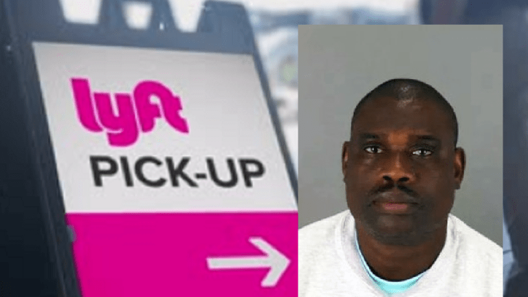 LYFT DRIVER ACCUSED OF RAPING DRUNK FEMALE PASSENGER AFTER DRIVING TO HIS HOME