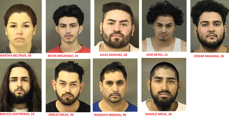 LATINO GROUP SOLD KILOGRAMS OF METH AND HEROIN IN THE CHARLOTTE AREA
