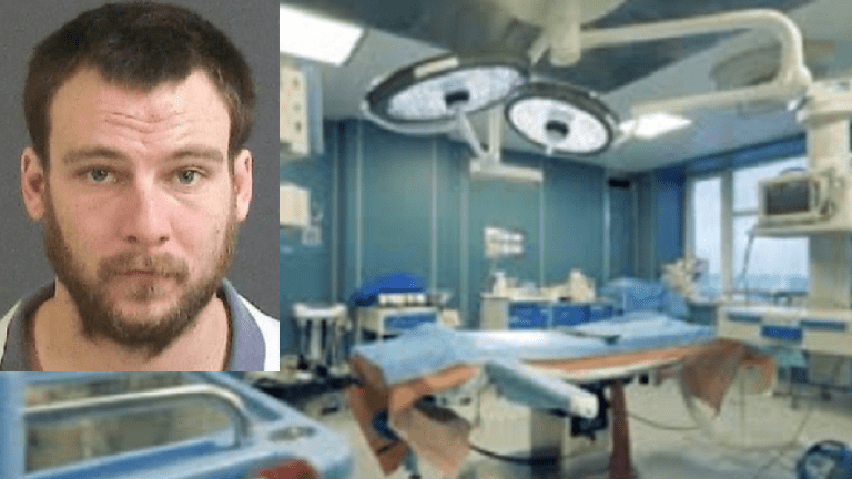 NURSE GETS TASERED BY HOSPITAL PATIENT IN EMERGENCY ROOM