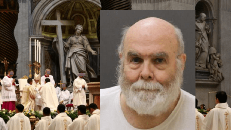 CATHOLIC PRIEST GETS 20 YEARS FOR RAPING CHILDREN