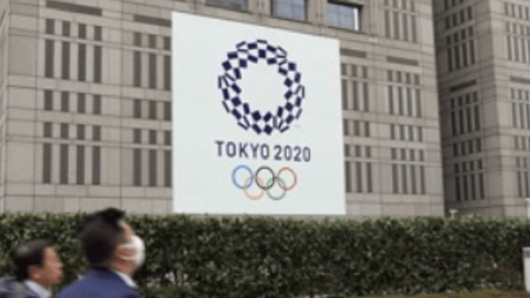 2020 OLYMPIC GAMES IN TOKYO CANCELLED UNTIL 2021 DUE TO CORONAVIRUS