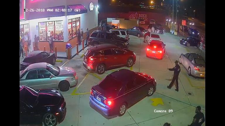 VIDEO: FLORIDA POLICE KILL TEEN FLEEING IN STOLEN CAMARO