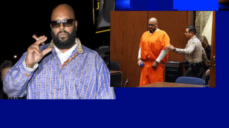 RAPPER SUGE KNIGHT GETS 28 YEARS IN PRISON