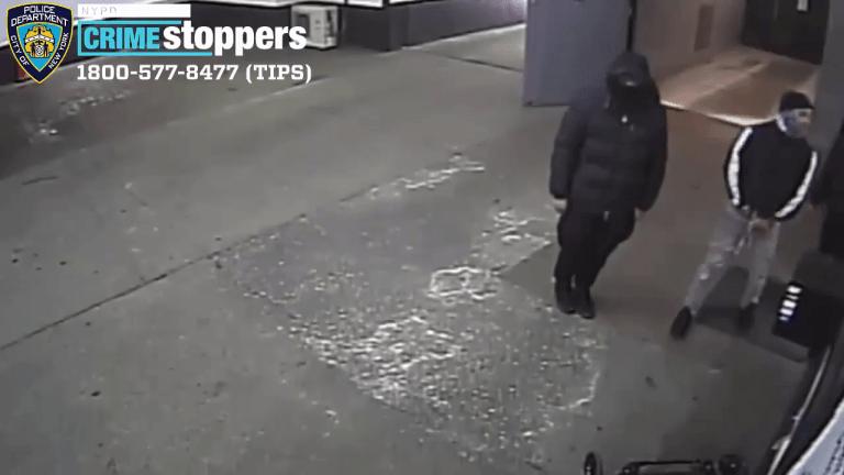 VIDEO: MERCEDES BENZ & BMW VEHICLES TAKEN DURING ARMED ROBBERY IN PARKING GARAGE