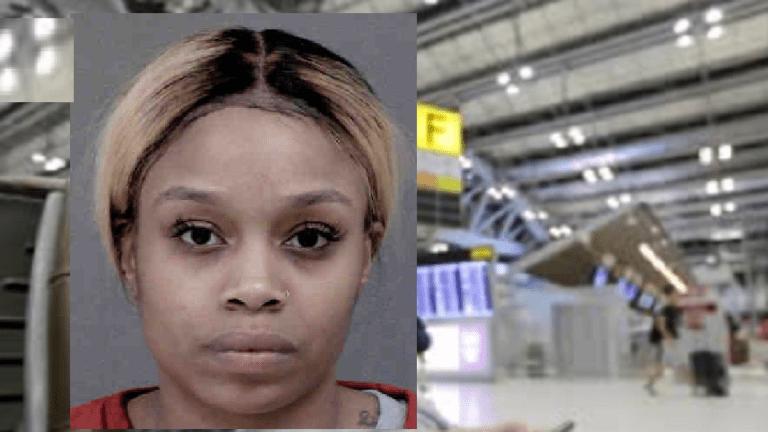 WOMAN ARRESTED, ACCUSED SAMS CLUB IDENTITY THIEF