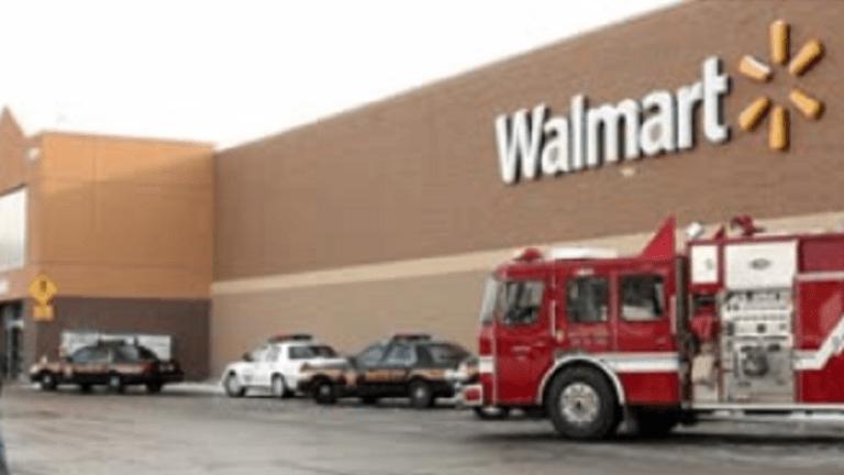 2 WALMART EMPLOYEES KILLED AT STORE DURING SHOOTING, 2 MORE PEOPLE INJURED