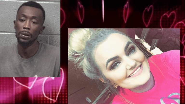 BLACK MAN CHARGED WITH MURDERING WHITE TEENAGE GIRLFRIEND