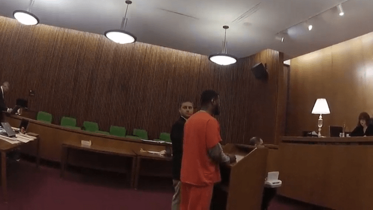 VIDEO: MAN PUNCHES ATTORNEY IN COURT AFTER 47 YEAR SENTENCE