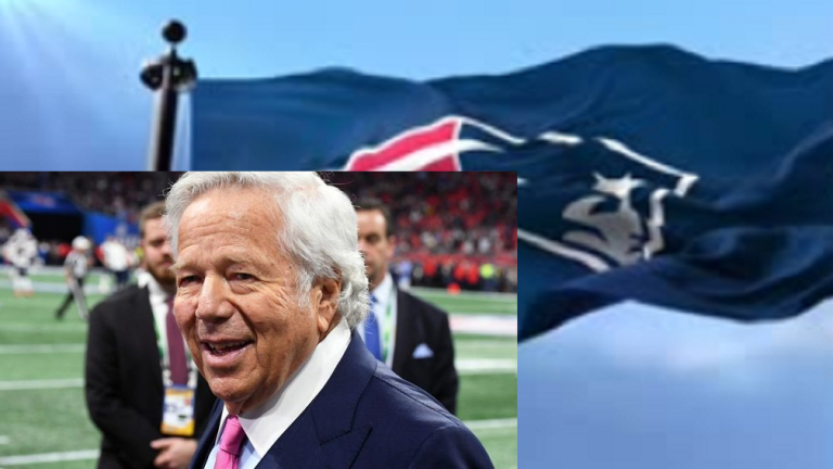 NFL: NEW ENGLAND PATRIOTS OWNER ROBERT KRAFT BUSTED IN PROSTITUTION STING