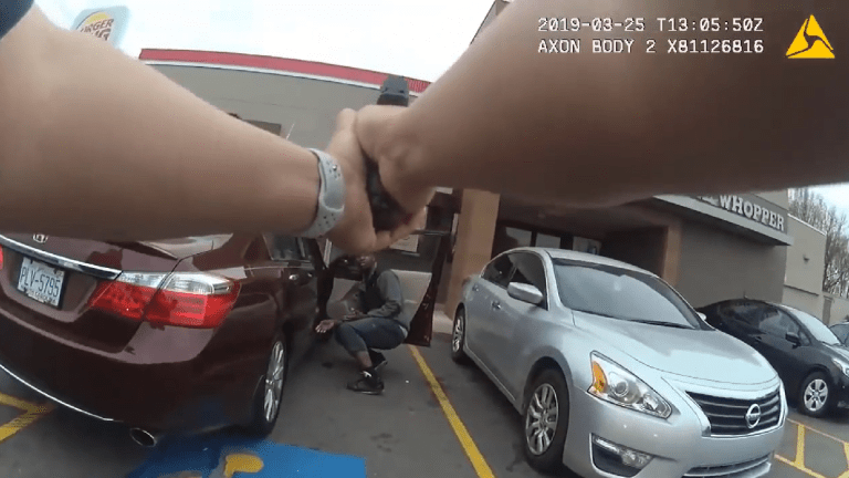 VIDEO: STAY THE FUCK OFF THE RADIO, COP YELLS AFTER KILLING OF BLACK MAN