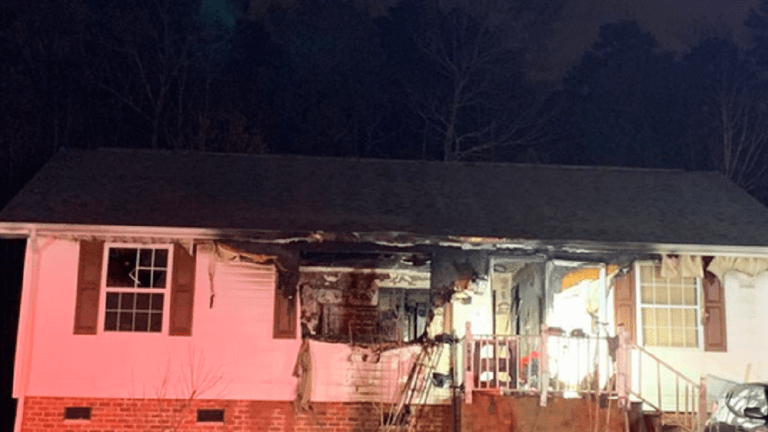 ONE KILLED IN HOUSE FIRE THAT WAS INTENTIONALLY SET
