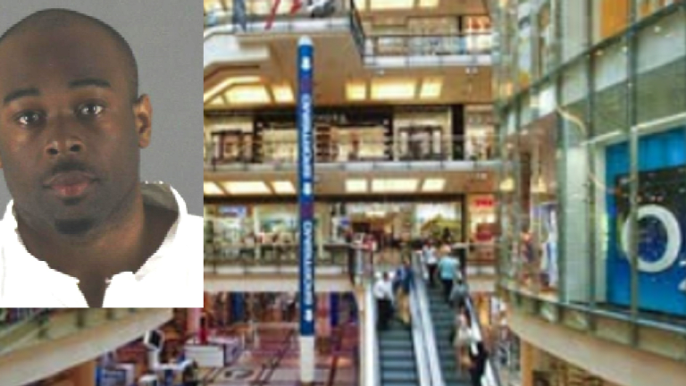 IDIOT THROWS KID FROM 3RD FLOOR MALL BALCONY BECAUSE HE WAS REJECTED BY WOMEN