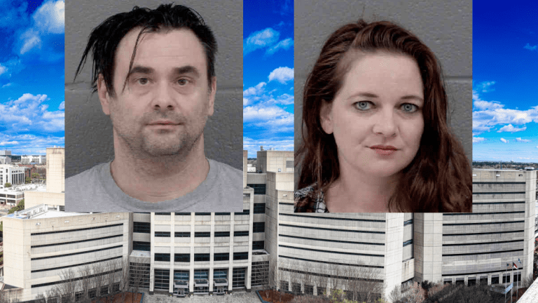 MAN AND WOMAN SENTENCED TO PRISON IN COUNTERFEIT MONEY PLOT