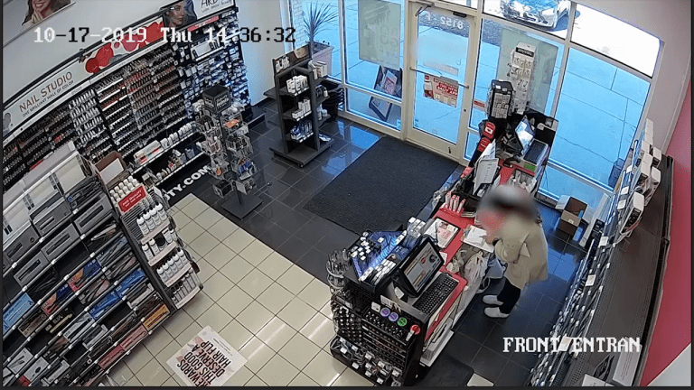 VIDEO: BEAUTY SUPPLY STORE ROBBED IN CHARLOTTE