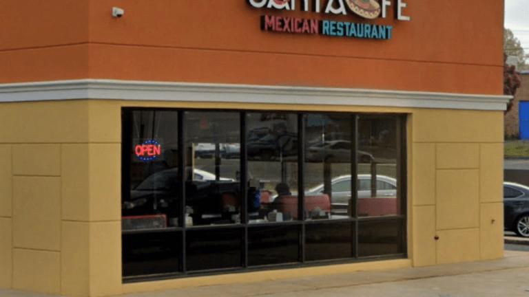 MEXICAN RESTAURANT SANTA FE GETS A GROSS 76.50 HEALTH GRADE