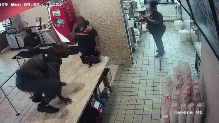 VIDEO: OFFICER THAT KILLED BLACK MAN AT BURGER KING WILL NOT BE ARRESTED