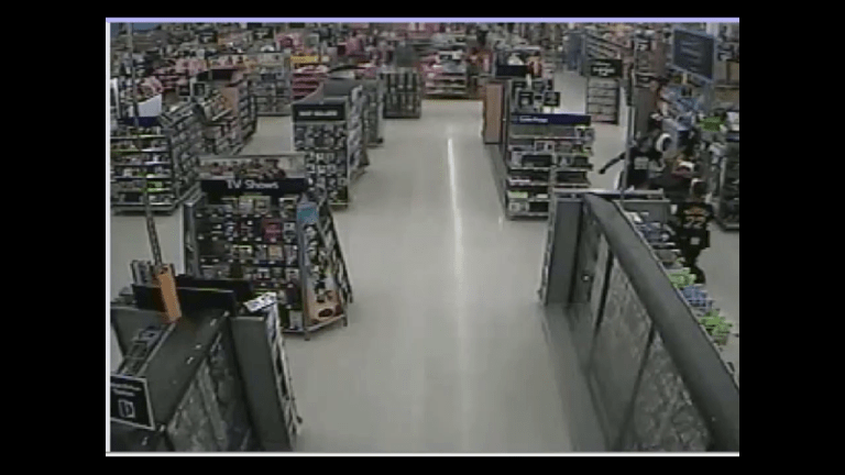 VIDEO: WALMART SHOOTING CAUGHT ON CAMERA AFTER WOMAN ATTACKED BY 2 FEMALES