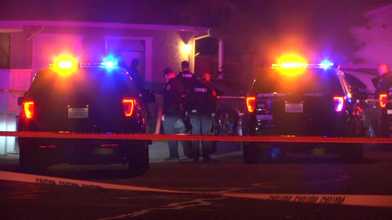 2 People Shot in Stockton Homicide