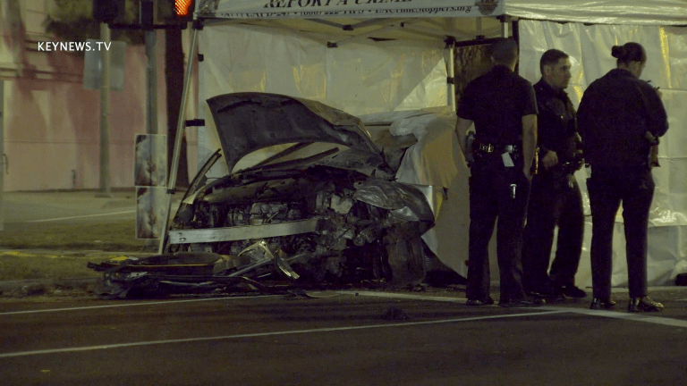 Leimert Park Fatal Hit-and-Run Collision