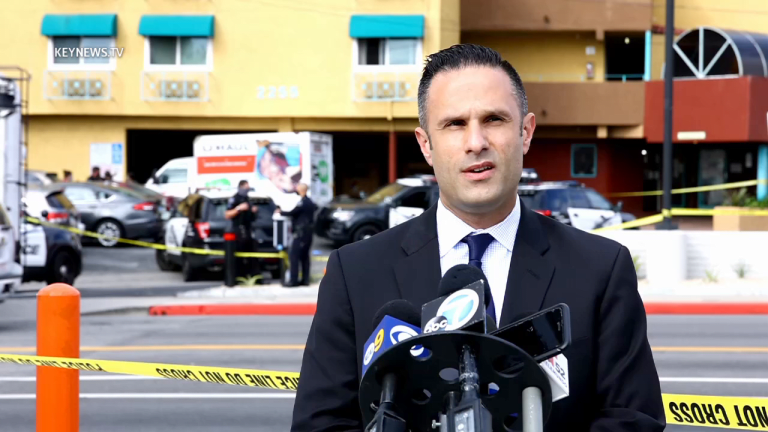 Burbank Officer Involved Shooting Press Conference