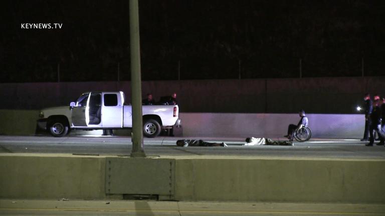 Felony Stop Involves Driver Needing Wheelchair to Roll Backwards Toward Police