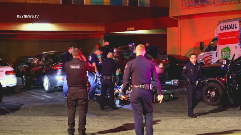 Burbank Officer Involved Shooting at Quality Inn