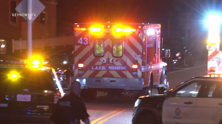 Victim Transported After Cheviot Hills Shooting