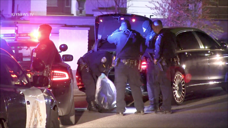 2 Males Apprehended at Pursuit Termination, 1 Gun Recovered