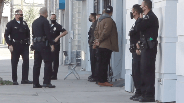 LAPD Investigates NoHo Cannabis Dispensary