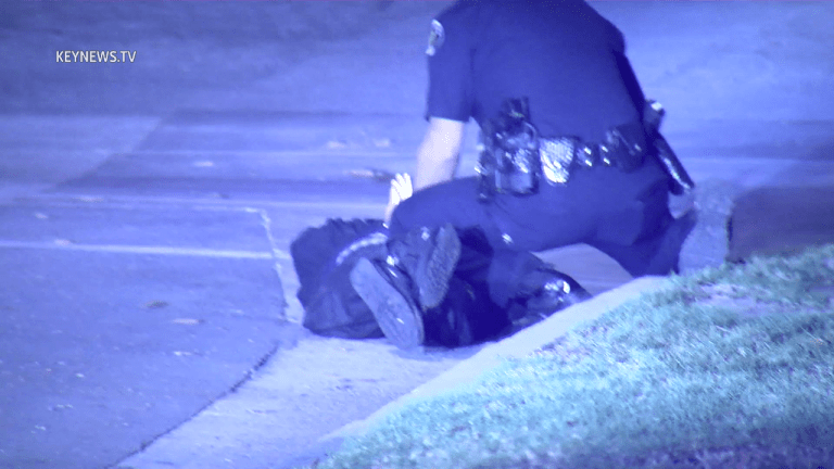 High Speed Vehicle Pursuit Ends with 3 Suspects in Custody in San Marino